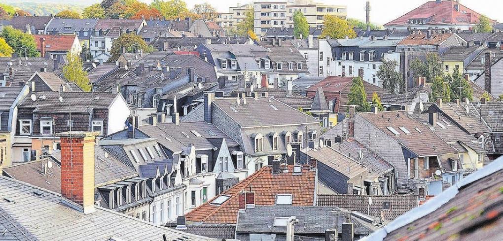Wichlinghausen ist einer der Wuppertaler Stadtteile, die einen besonders hohen Anteil an sozial bedürftigen Menschen aufweisen. Archivfoto: Andreas Fischer