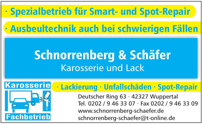 Schnorrenberg & Schäfer Karosserie und Lack