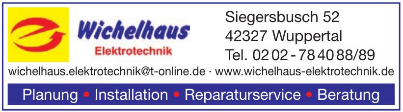 Wichelhaus Elektrotechnik