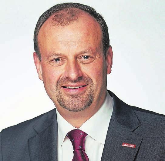 Kreishandwerksmeister Arnd Krüger