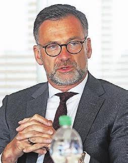 """Thomas Buckard (MPF AG): """"Wir beraten generationenübergreifend und binden die nächste Generation frühzeitig ein."""""""